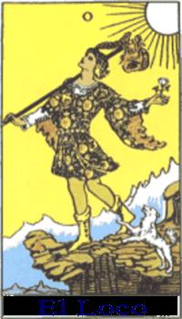 El Loco del Tarot